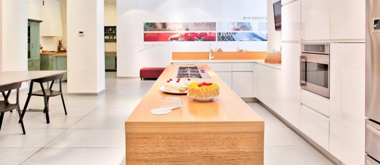 התאמת צבעים למטבח לפי סגנון המטבח